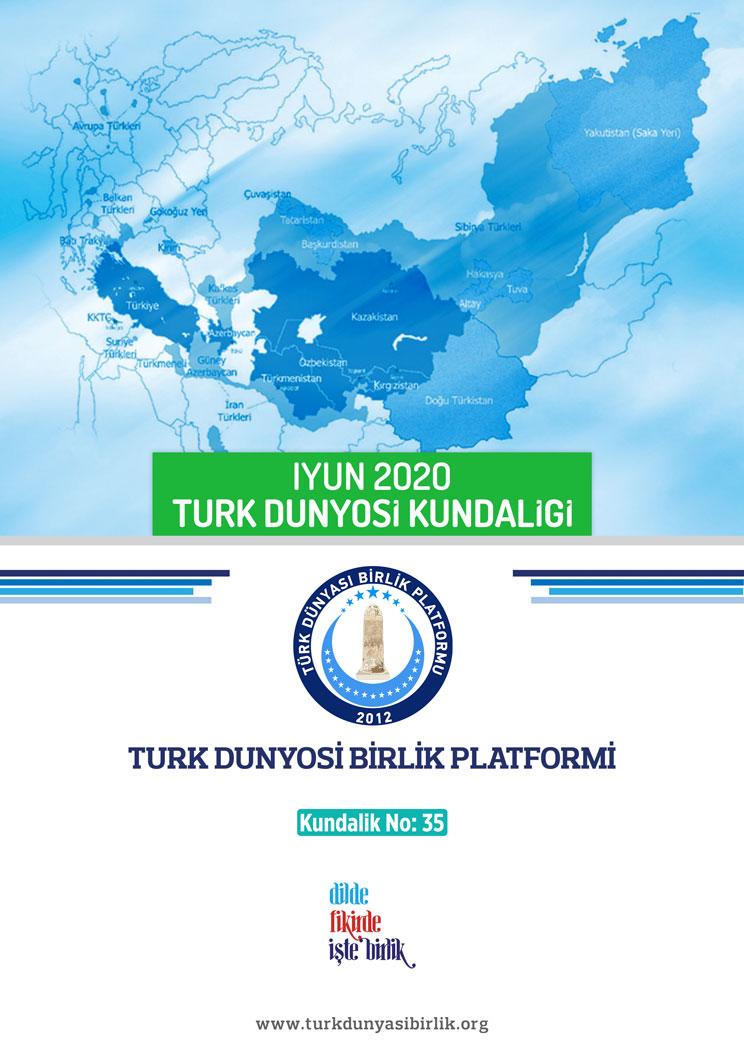 Turk Dunyosi Kundaligi No.35